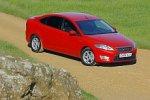 czerwony ford