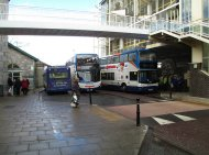 parking dla autobusów
